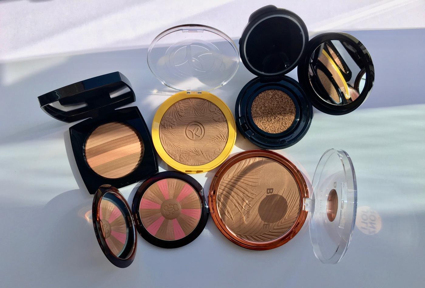 bronzing powder terracotta guerlain dior shiseido l'oréal yves rocher