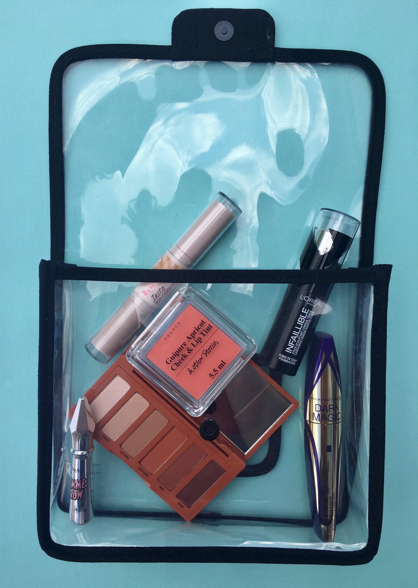 urban decay heat mini gimme brow benefit rommel london infaillible foundation L'Oréal paris dark magic mascara max factor