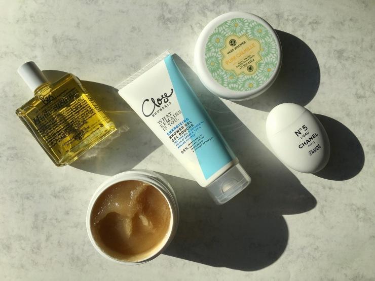 close shower gel yves richer pure camille huile sublime rainpharma n°5 l'eau hand cream chanel