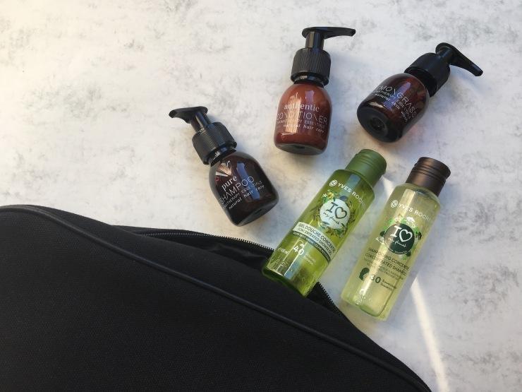 rainpharma pure shampoo yves rocher