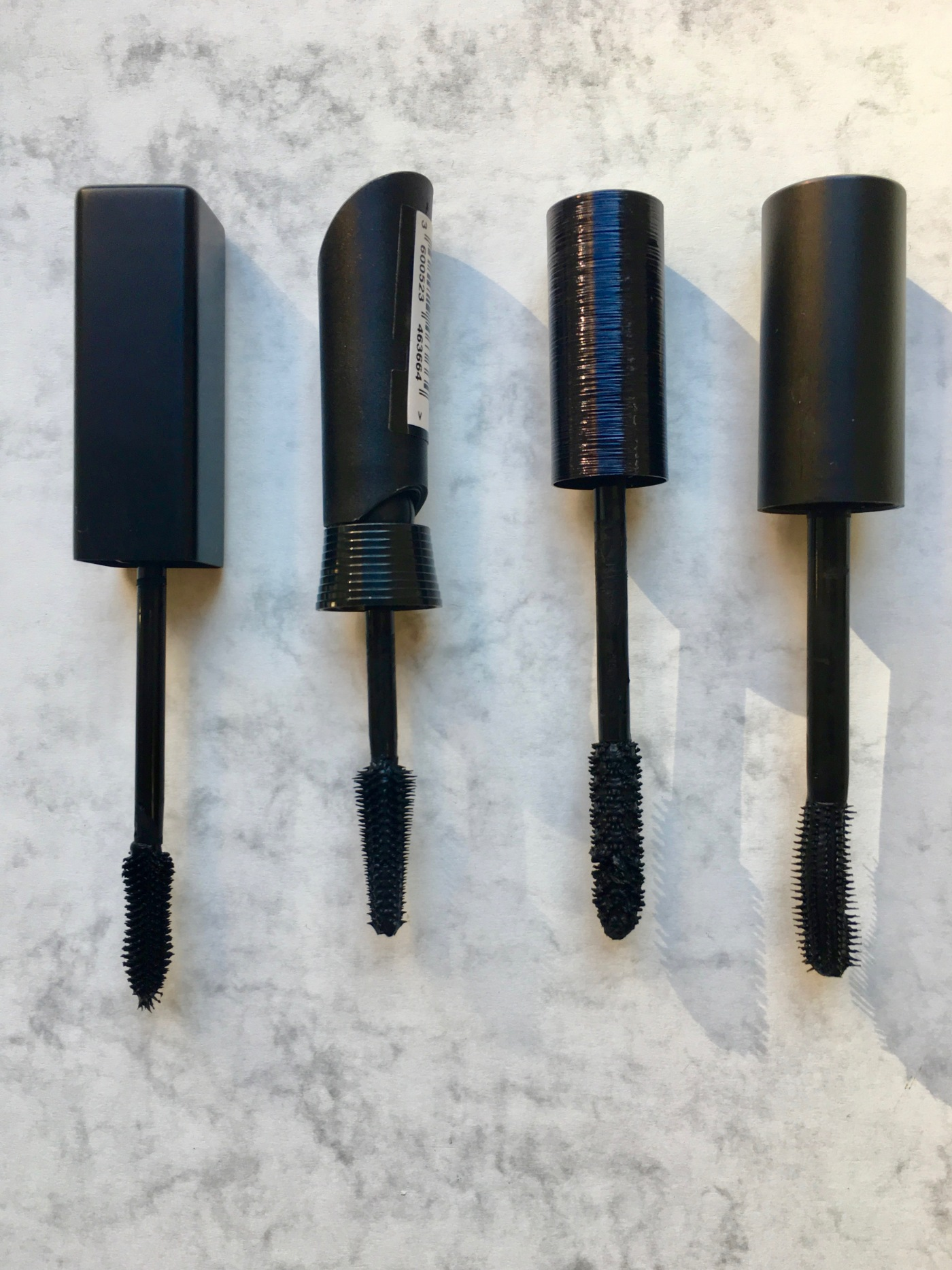 ultimate mascara l'oréal shiseido le volume révolution chanel scandal extreme lash mascara be creative makeup