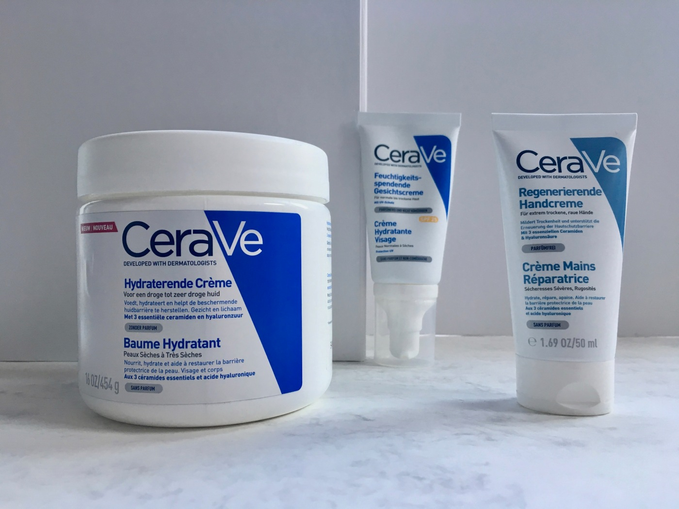 cerave hydrating cream hand cream