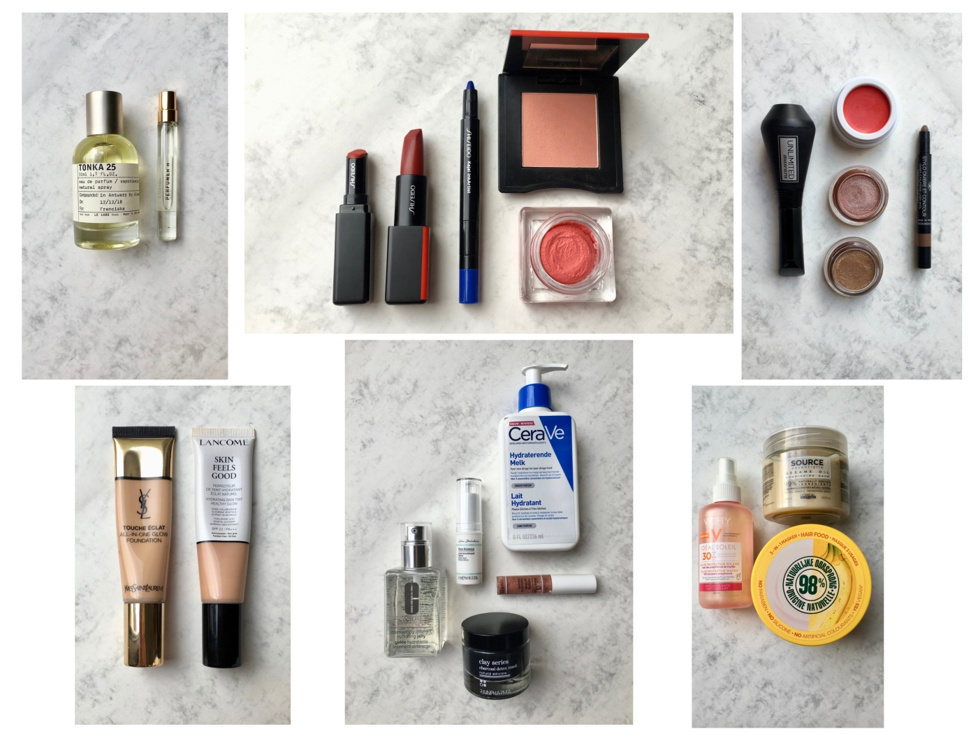 beauty favorites 2018