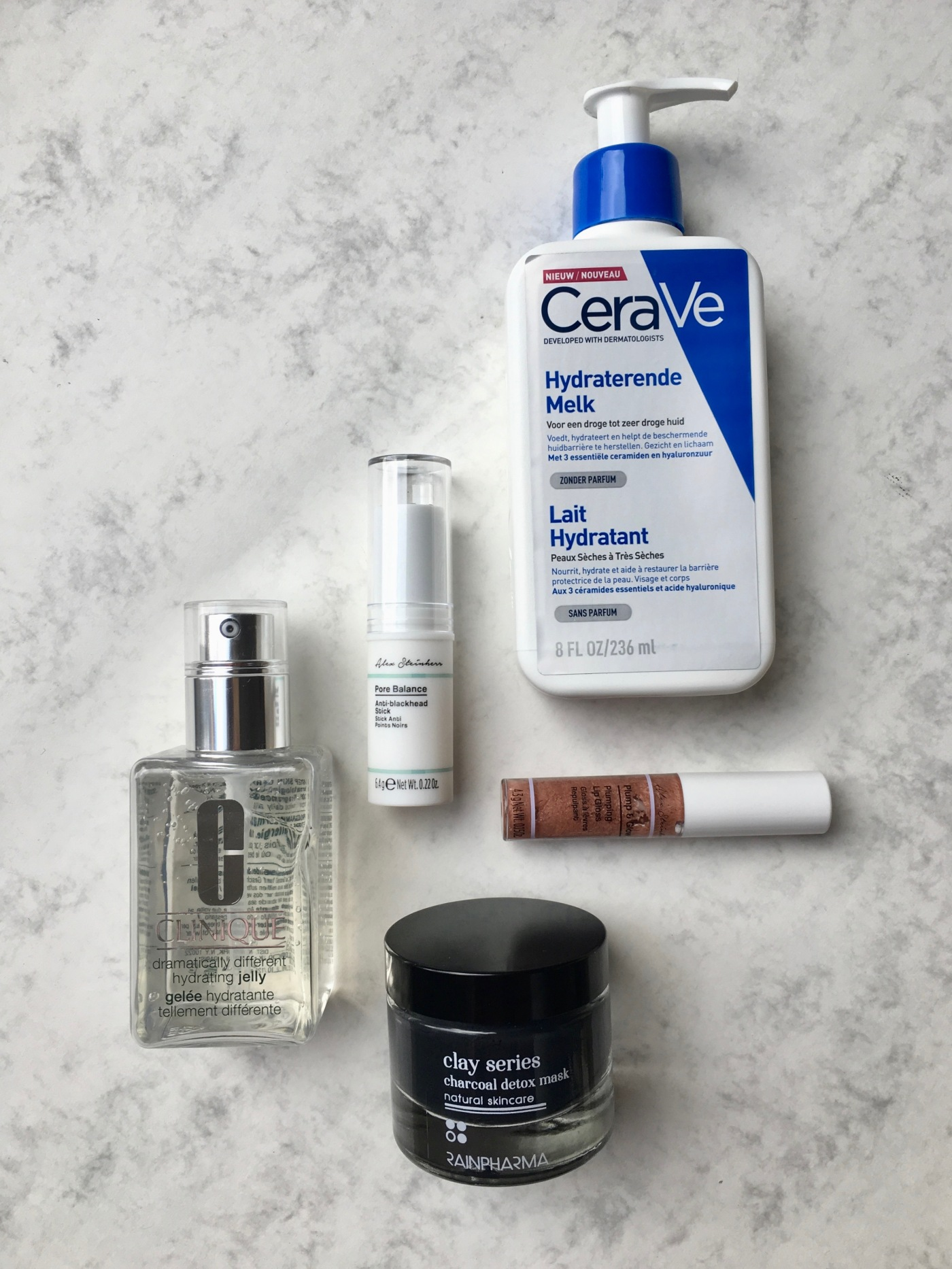 cerave Alessandra Steinherr Primark Clinique Rainpharma beauty favorites 2018