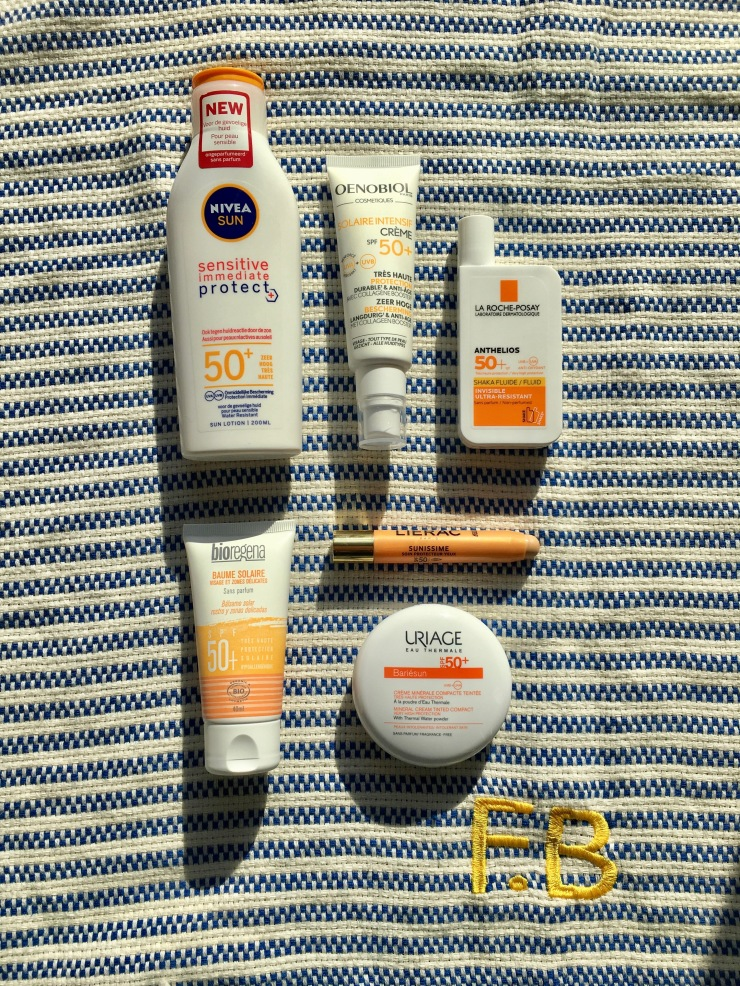 fragrance free sunscreen