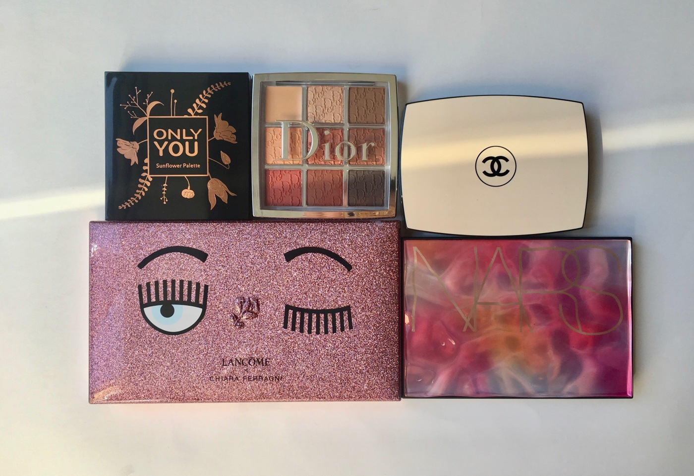 palette nars blush palette chiara ferragni lancome chanel les beiges eyeshadow palette dior backstage eyeshadow palette only you sunflower palette