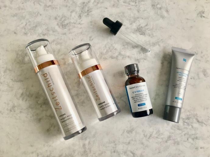 skinceuticals CE Ferulic Serum Zeitschild fragrance free skincare