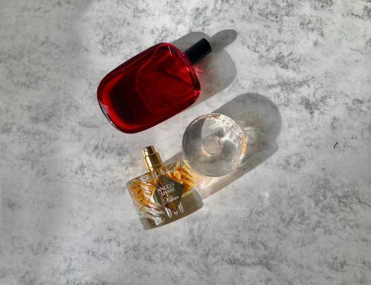 rouge comme des garçons Angel's Share Kilian Paris eau de parfum the liquors
