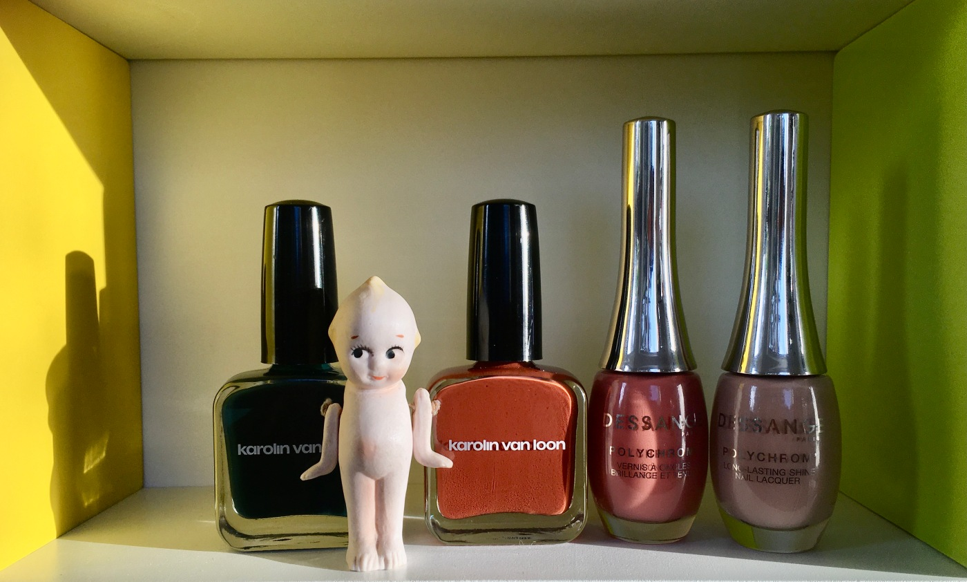 nagellak vegan nail polish Dessange Karolin van Loon