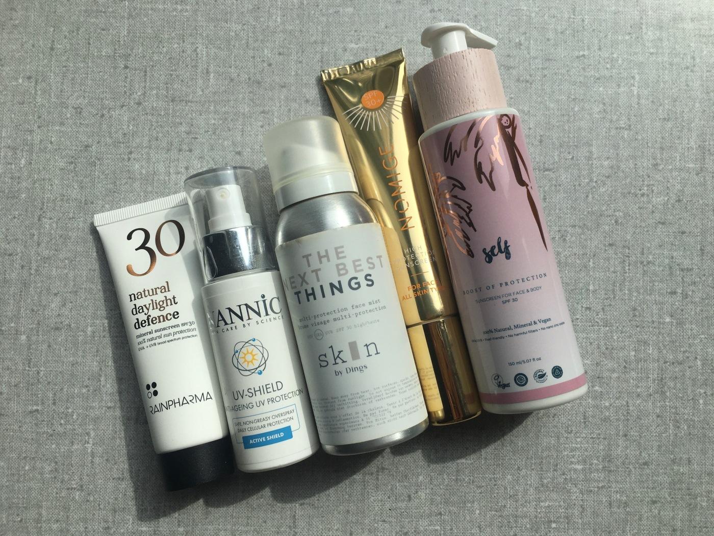 mineral SPF Belgian SPF Nannic Rainpharma Skin by Dings The Next Best Things Nomige Self